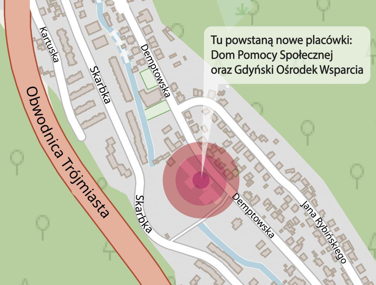 DPS iGOW powstaną przy ul.Demptowskiej 46