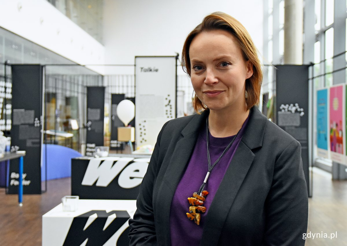 Maja Wagner, nowa naczelnik Wydziału Kultury, fot. Kamil Złoch
