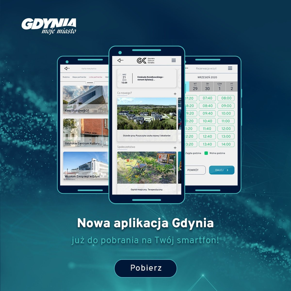 Pobierz aplikację Gdynia.pl