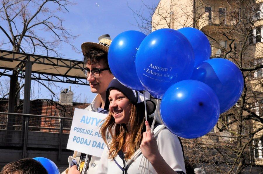 Światowy Miesiąc Wiedzy o Autyzmie – obchody 6 kwietnia