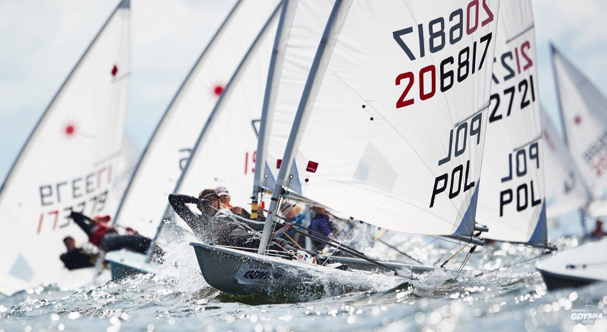 Najwięcej nagród powędrowało do gdyńskich żeglarzy / fot. Robert Hajduk