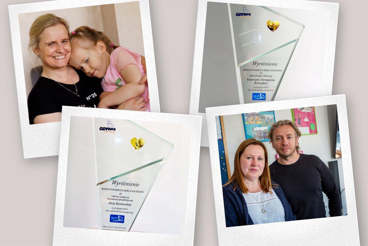 b22eef7baa1b26 Anna Rytelewska oraz Katarzyna i Remigiusz Kończykowie zostali wyróżnieni