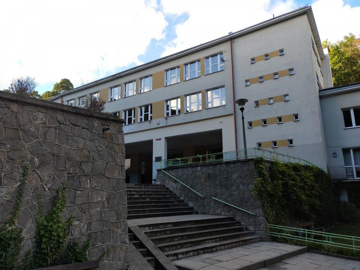 Szkoła Podstawowa nr 26 w Gdyni // fot. UM Gdyni