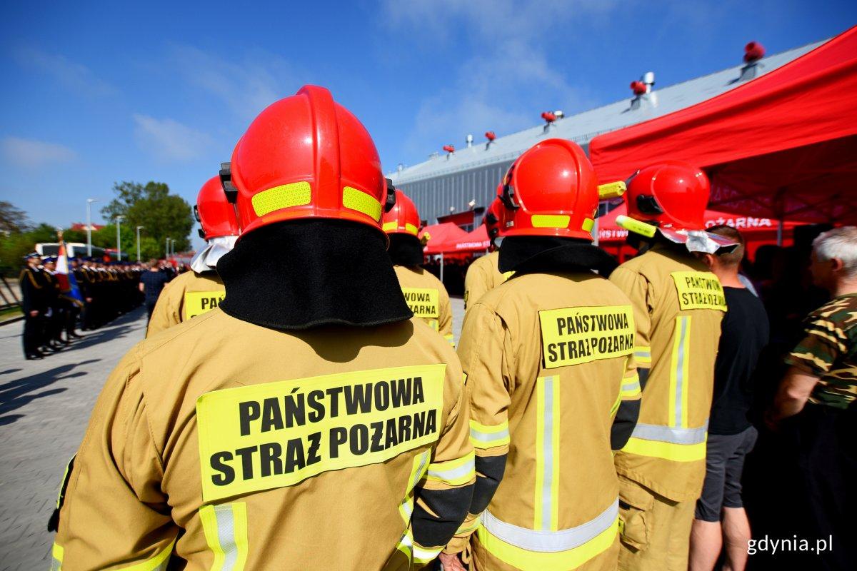 Strażacy dostępni telefonicznie i mailowo