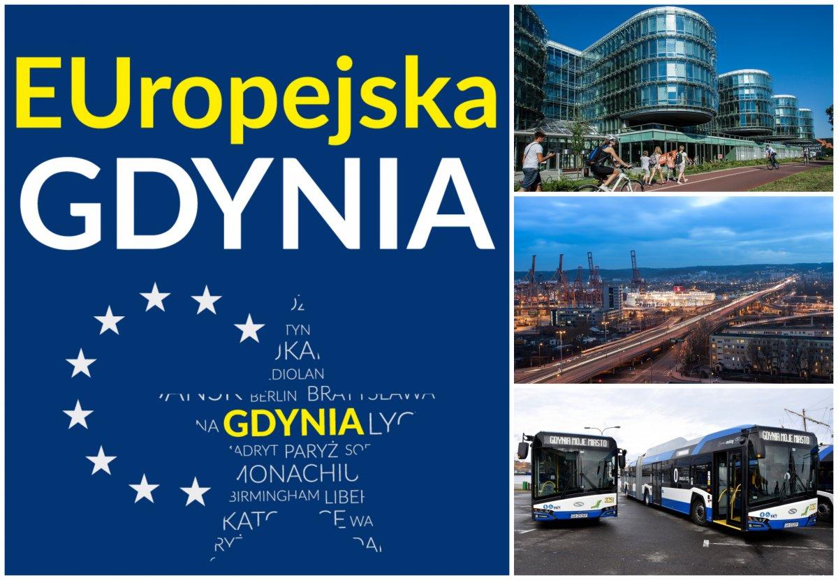 Gdynia - 15 lat w Unii Europejskiej // fot. Łukasz Gawroński/ Wojtek Jakubowski / materiały prasowe