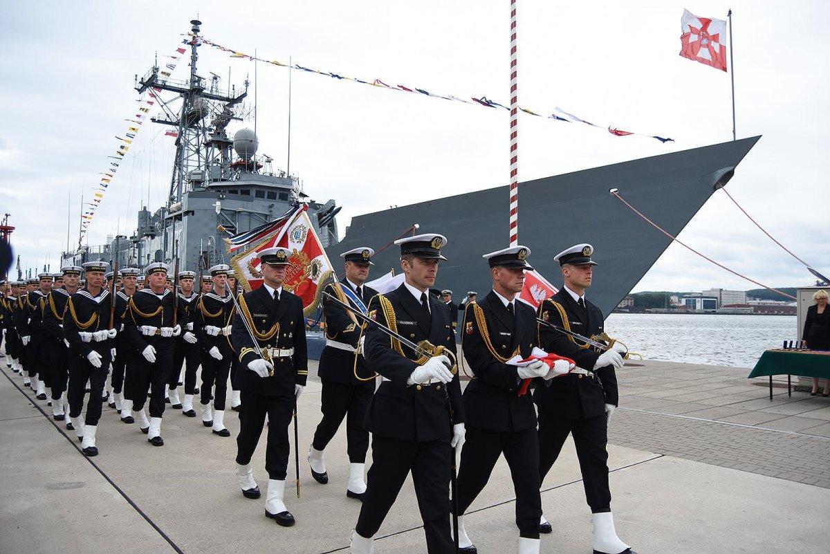 9 marca w Porcie Wojennym na Oksywiu będzie można świętować, wraz z marynarzami, 20. rocznicę wstąpienia Polski do NATO // fot. Michał Puszczewicz