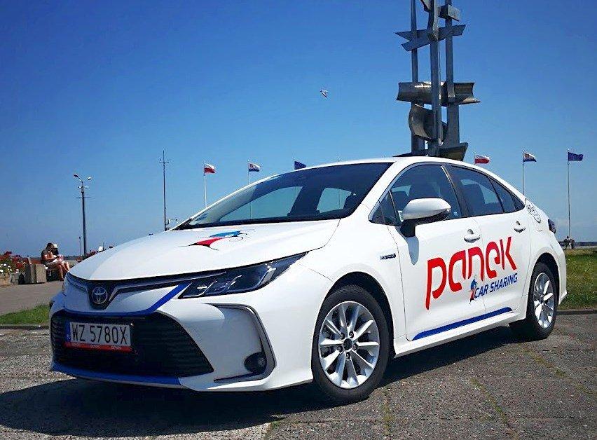 We flocie nowego operatora na początek znajdzie się m.in. Toyota Corolla, mat. prasowe