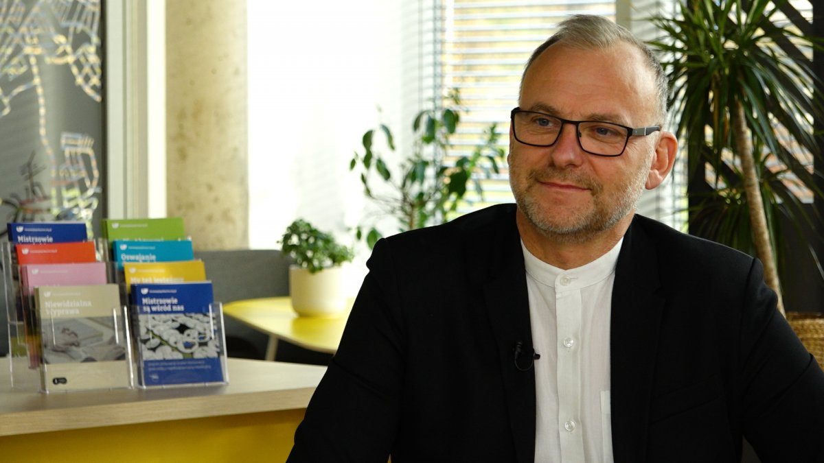 Michał Guć // fot. Marcin Mielewski