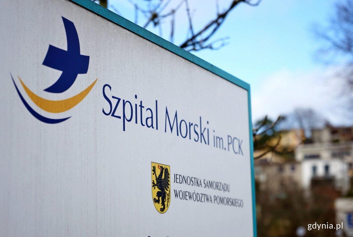 Wstrzymano przyjęcia na oddział w Szpitalu Morskim im. PCK
