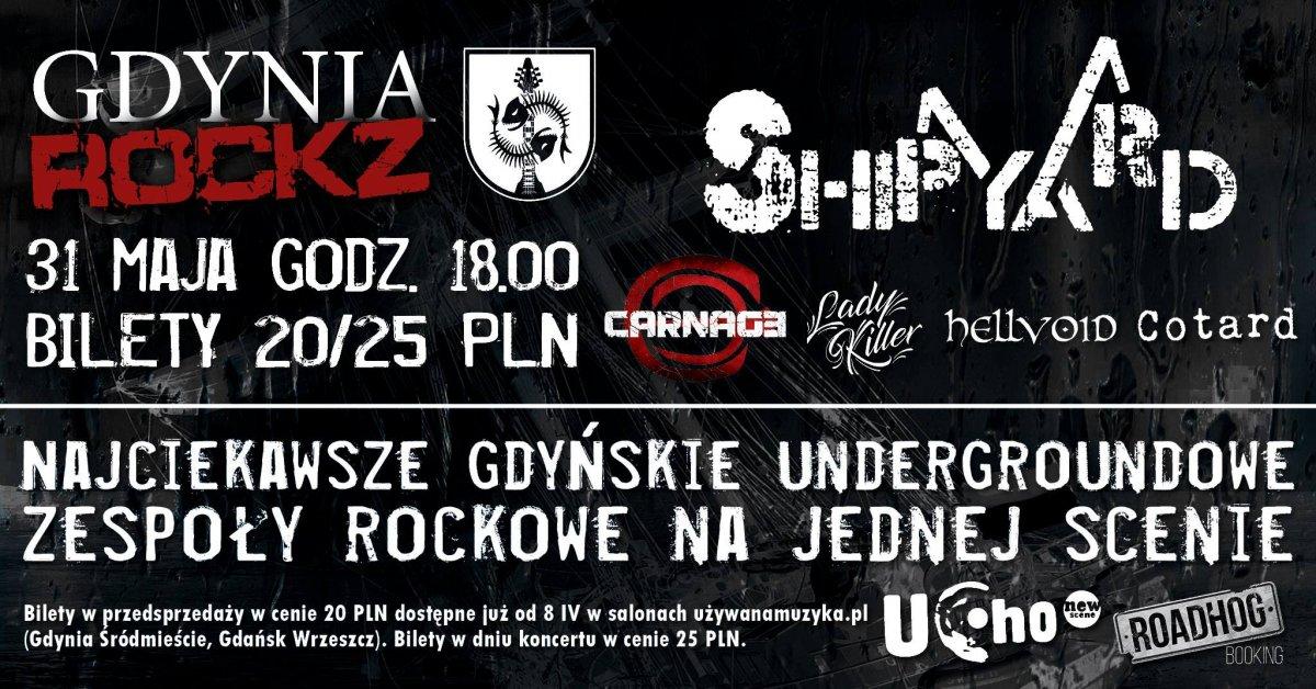 Rockowa Gdynia wychodzi z podziemia