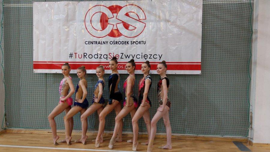 Zawody Pucharu Polski w Giżycku