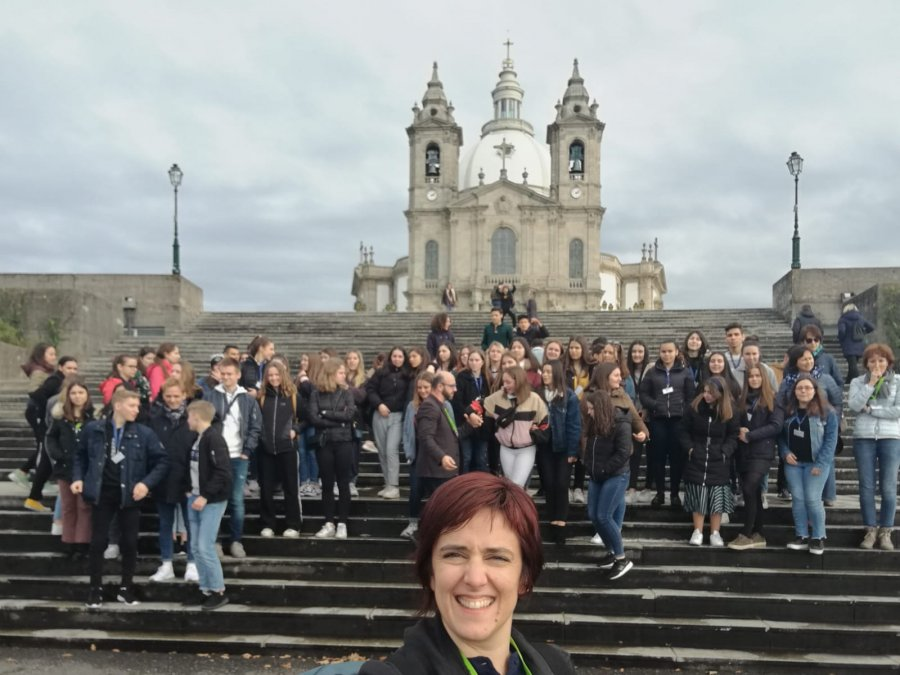"Projekt Erasmus+ ""Una Europa, muchas historias"""