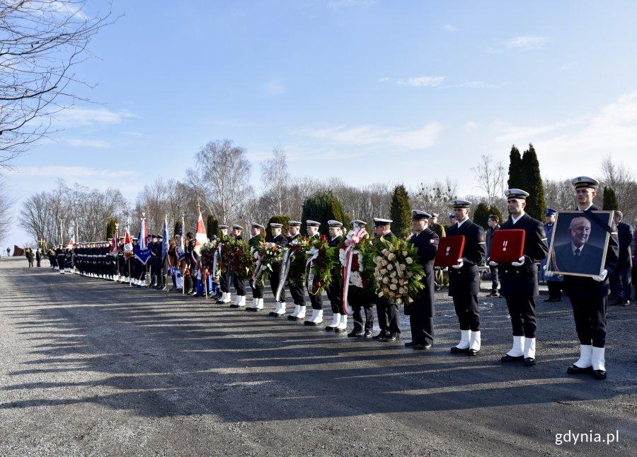 Pogrzeb Aleksandra Pawelca /fot. Marcin Mielewski