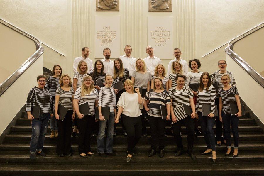 Razzle Dazzle Choir // fot. Maciej Moskwa