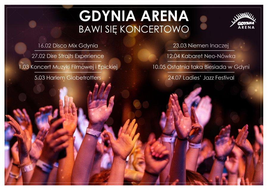 10. Urodziny Gdynia Areny // mat.prasowe