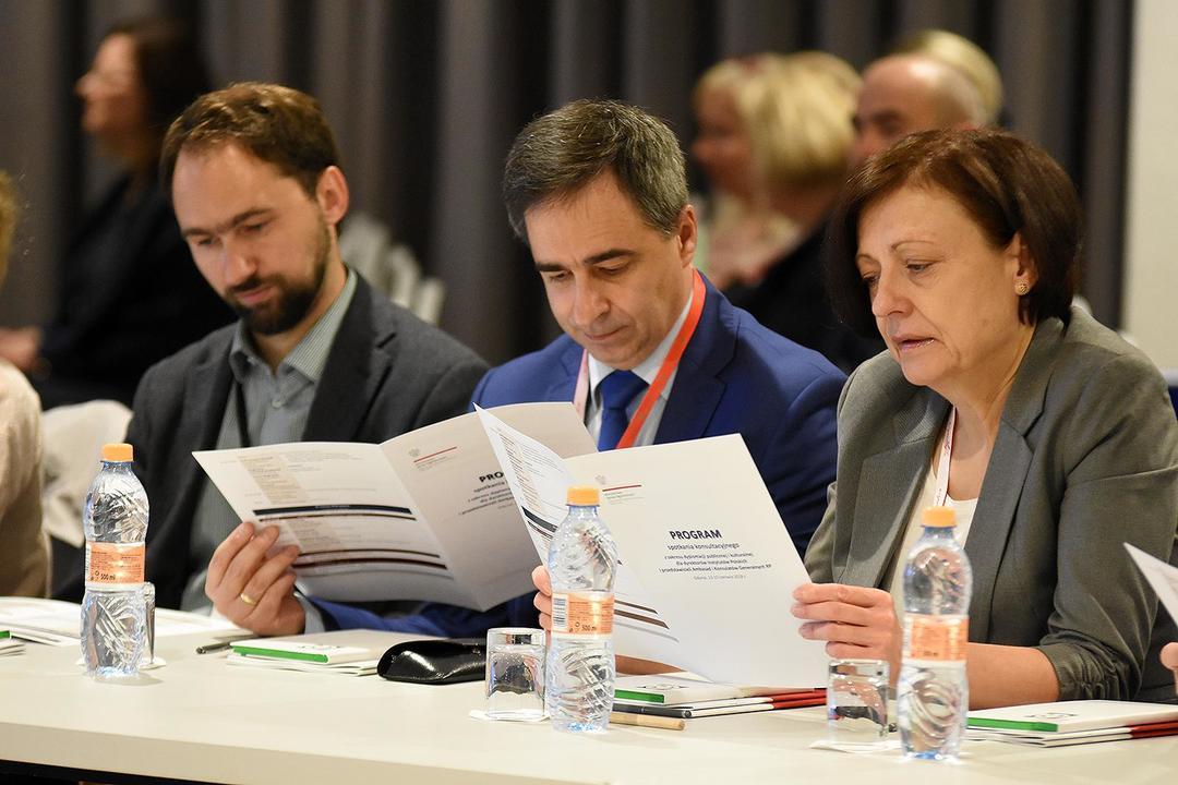 Uczestnicy to dyrektorzy Instytutów Polskich, przedstawiciele Ambasad i Konsulatów Generalnych RP, fot. Michał Puszczewicz