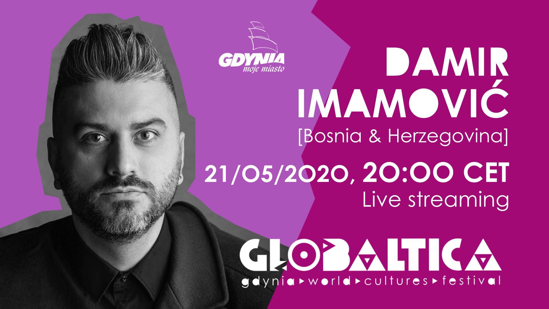 Globaltica online: Damir Imamović