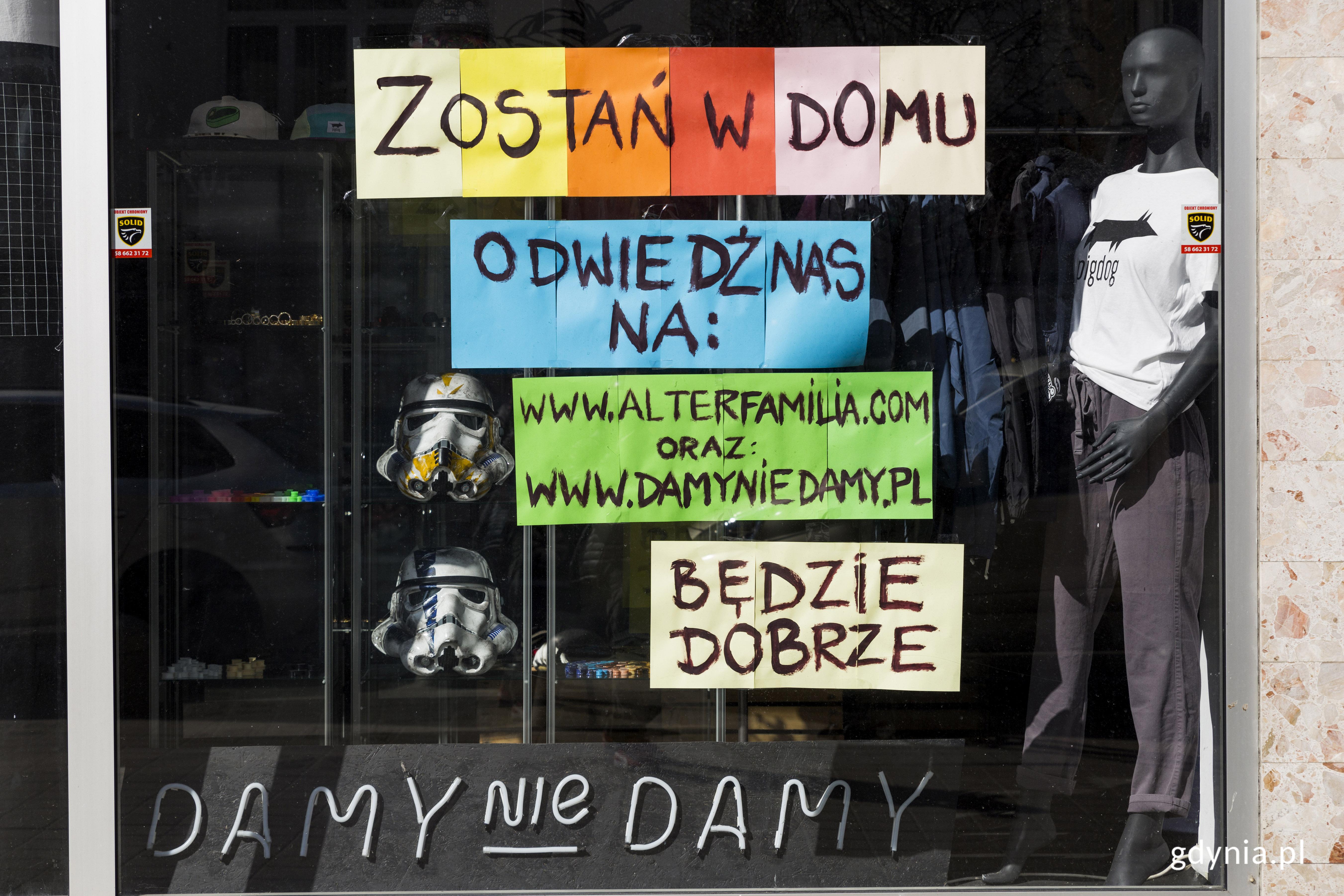Gdynia w czasie pandemii. fot. Przemysław Kozłowski