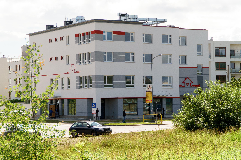 """Środowiskowy Dom Samopomycy """"Dom Marzeń"""" w Gdyni // fot. Aleksander Trafas"""