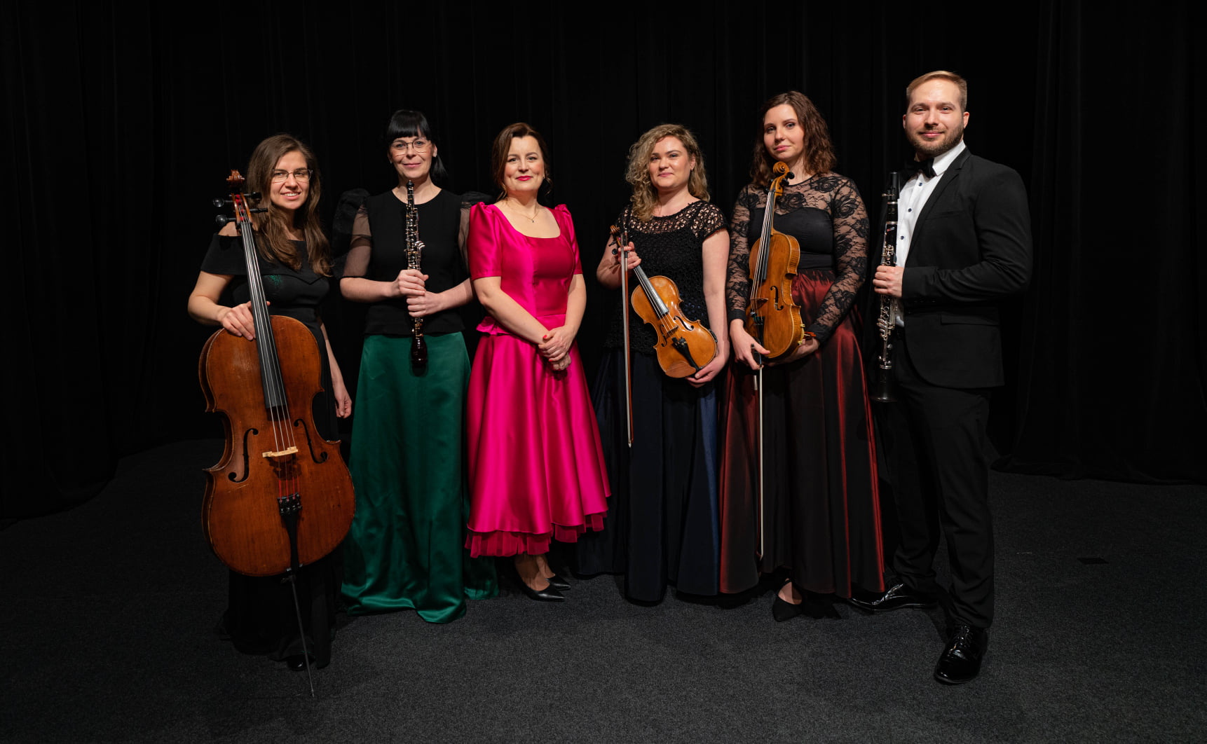 Skąd tyle dźwięków w Dźwiękomanii - koncert online, źródło: Konsulat Kultury I Gdyńskie Centrum Kultury