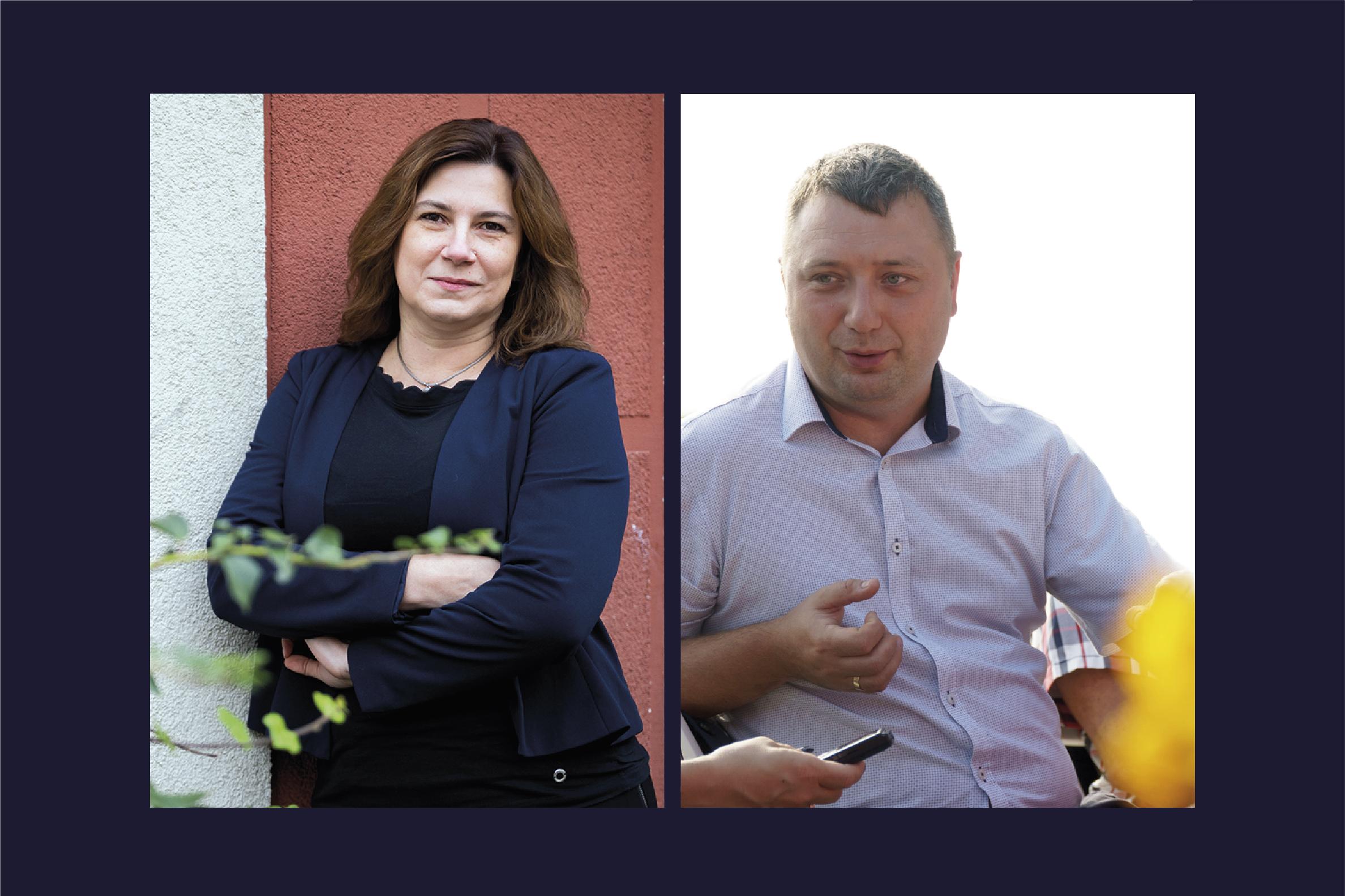 Laureaci nagrody Srebrne Drzewko 2020 // fot. Przemysła Kozłowski, Aleksander Trafas