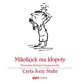 Audiobook Mikołajek ma kłopoty