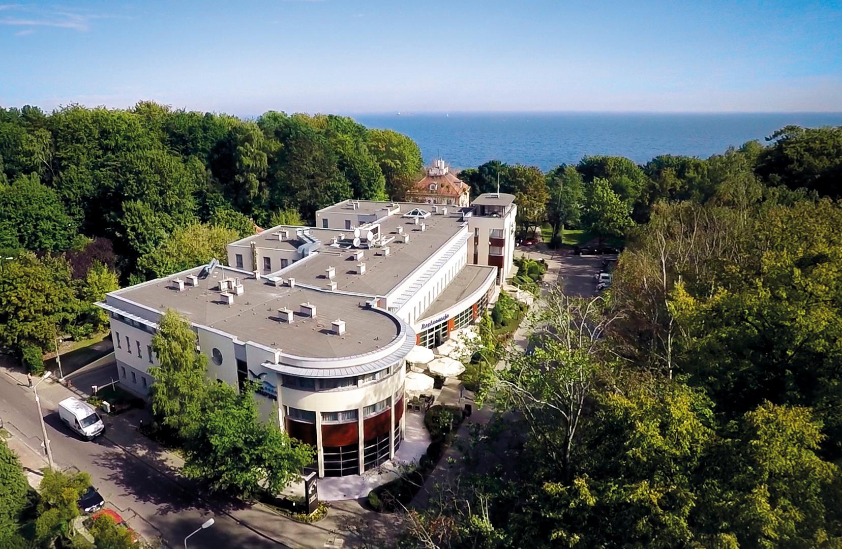 Hotel Nadmorski, źródło: materiały prasowe