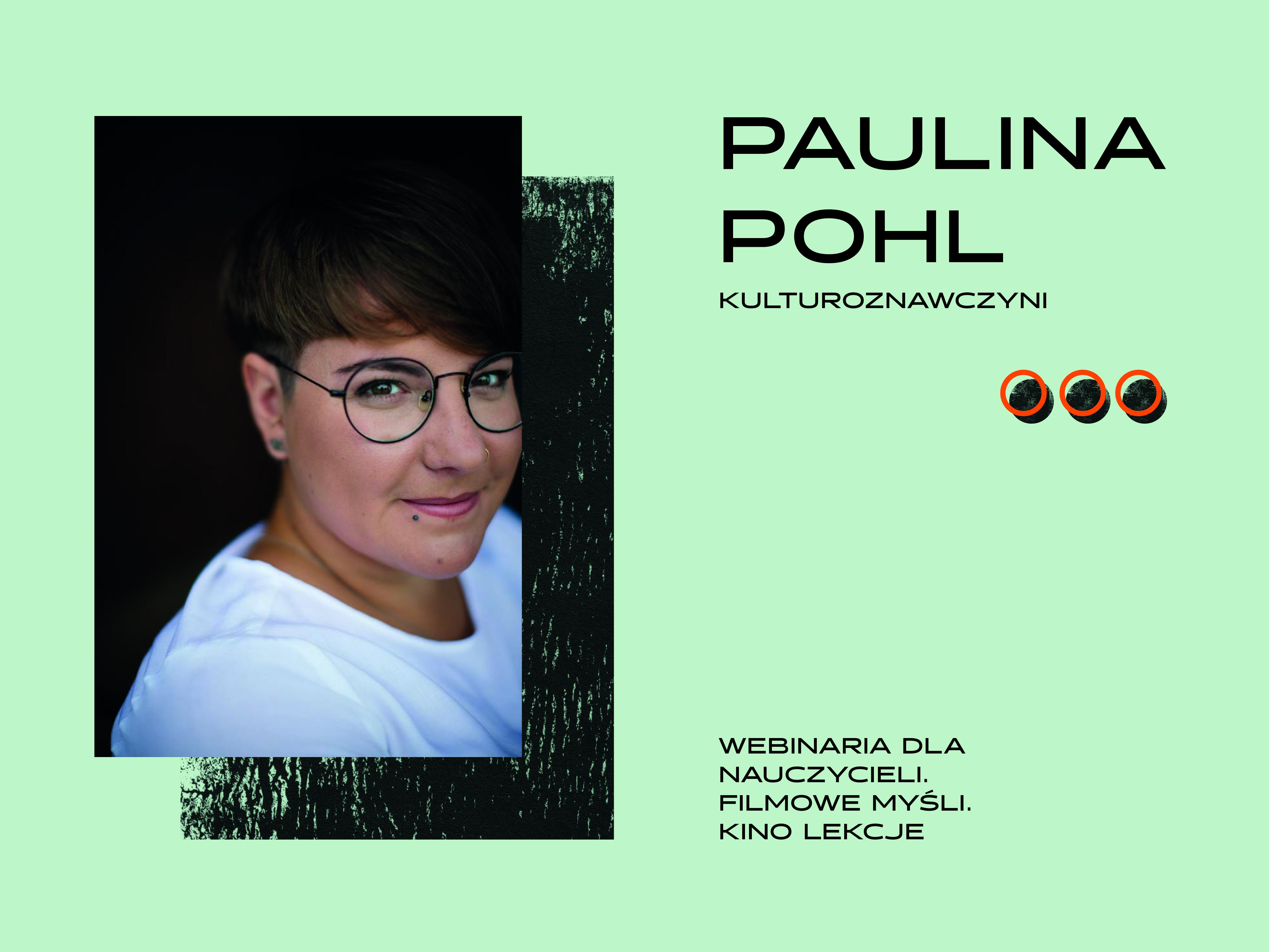 Portret Pauliny Pohl, mat. PFF