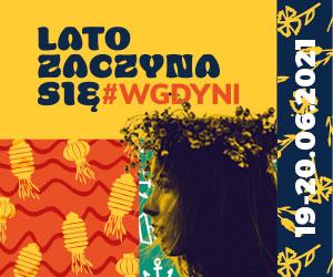 logo Lato zaczyna się w Gdyni