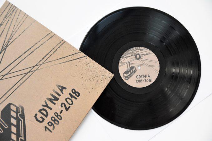 Płyta winylowa ?Gdynia 1988-2018?
