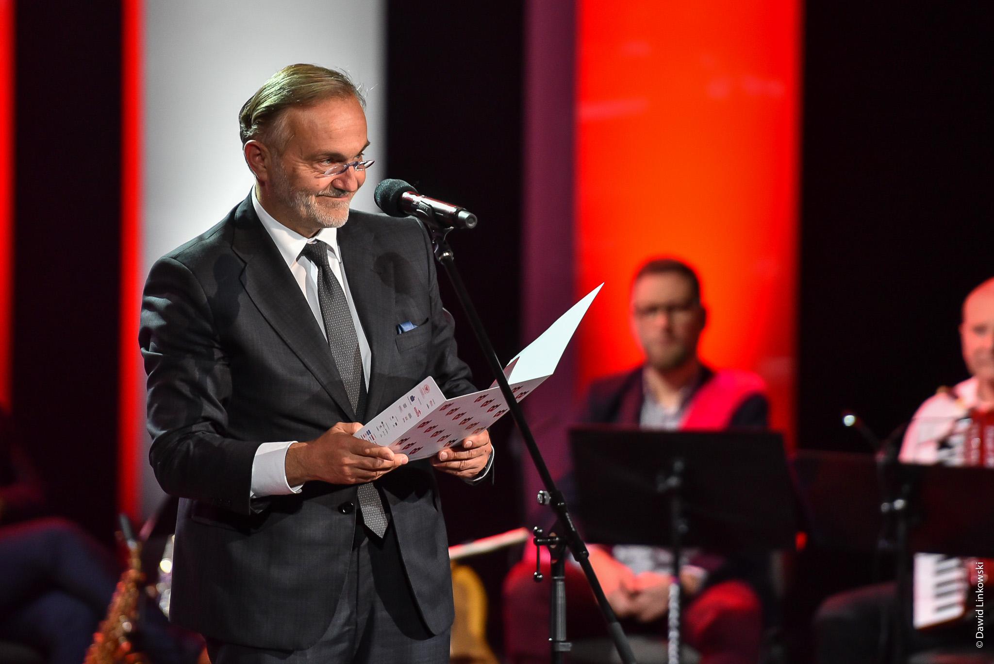 Prezydent Gdyni Wojciech Szczurek