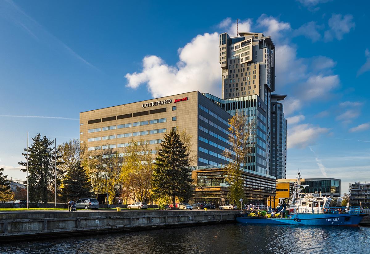 Courtyard by Marriott Gdynia Waterfront, materiały prasowe