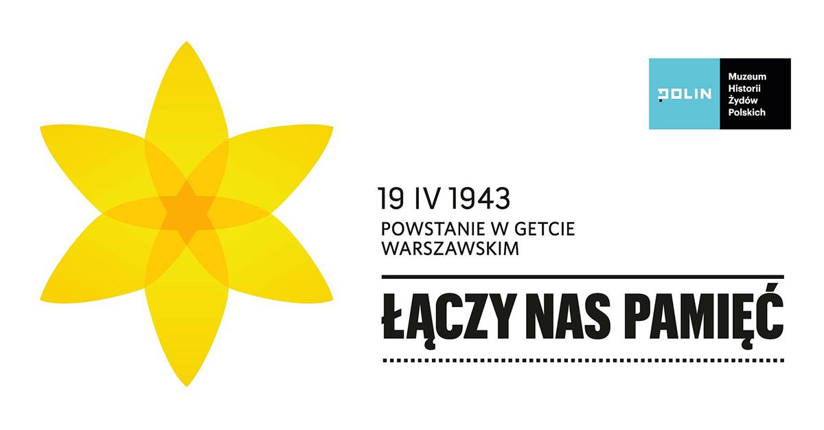 78. rocznica powstania w getcie warszawskim, źródło: Muzeum Historii Żydów Polskich POLIN