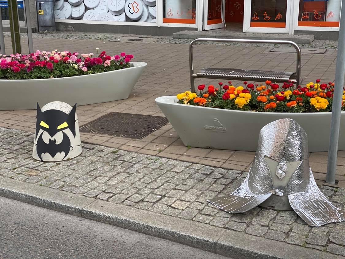 Dołącz do zabawy i ubierz Słupka na Dzień Dziecka! Fot. i wykonanie symulacji Aleksanda Bankowska