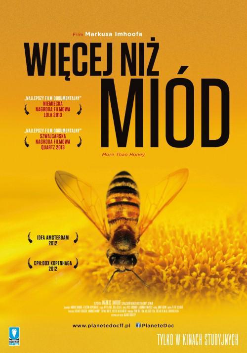 """Więcej niż miód / More Than Honey"". reż. Markus Imhoof"