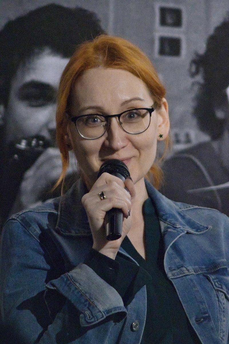 Olga Gitkiewicz, fot. Adrian Tync / wikipedia.org