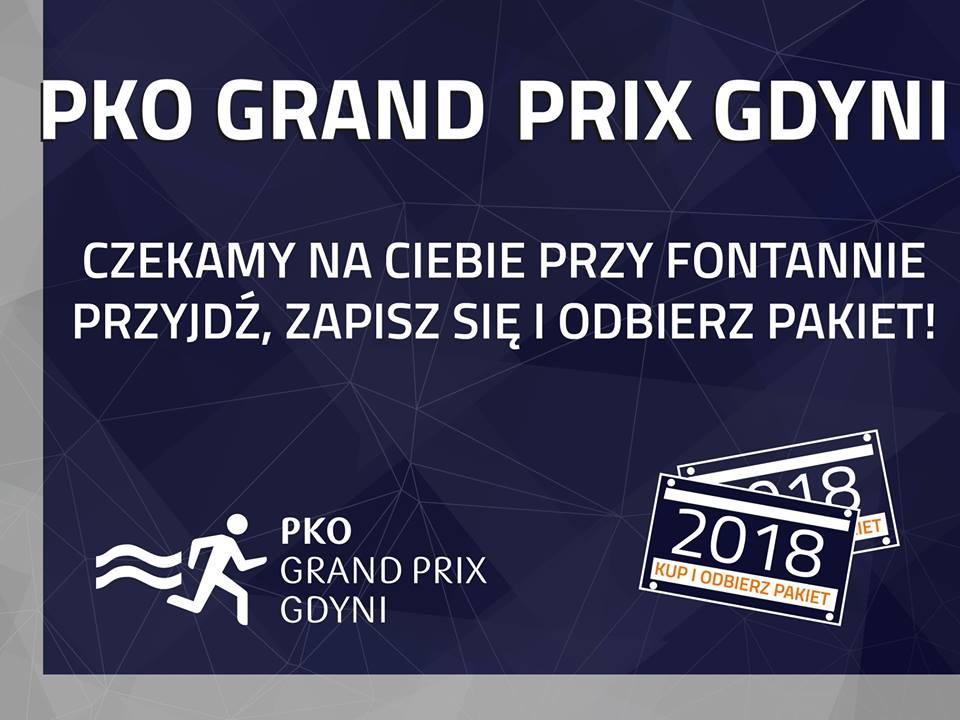 PKO Grand Prix Gdyni rozpocznie Bieg Urodzinowy, fot. facebook.com/gdyniasport