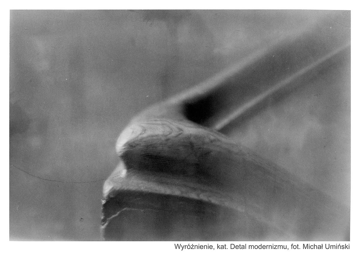 Wyróżnienie w kategorii Detal modernizmu, fot. Michał Umiński