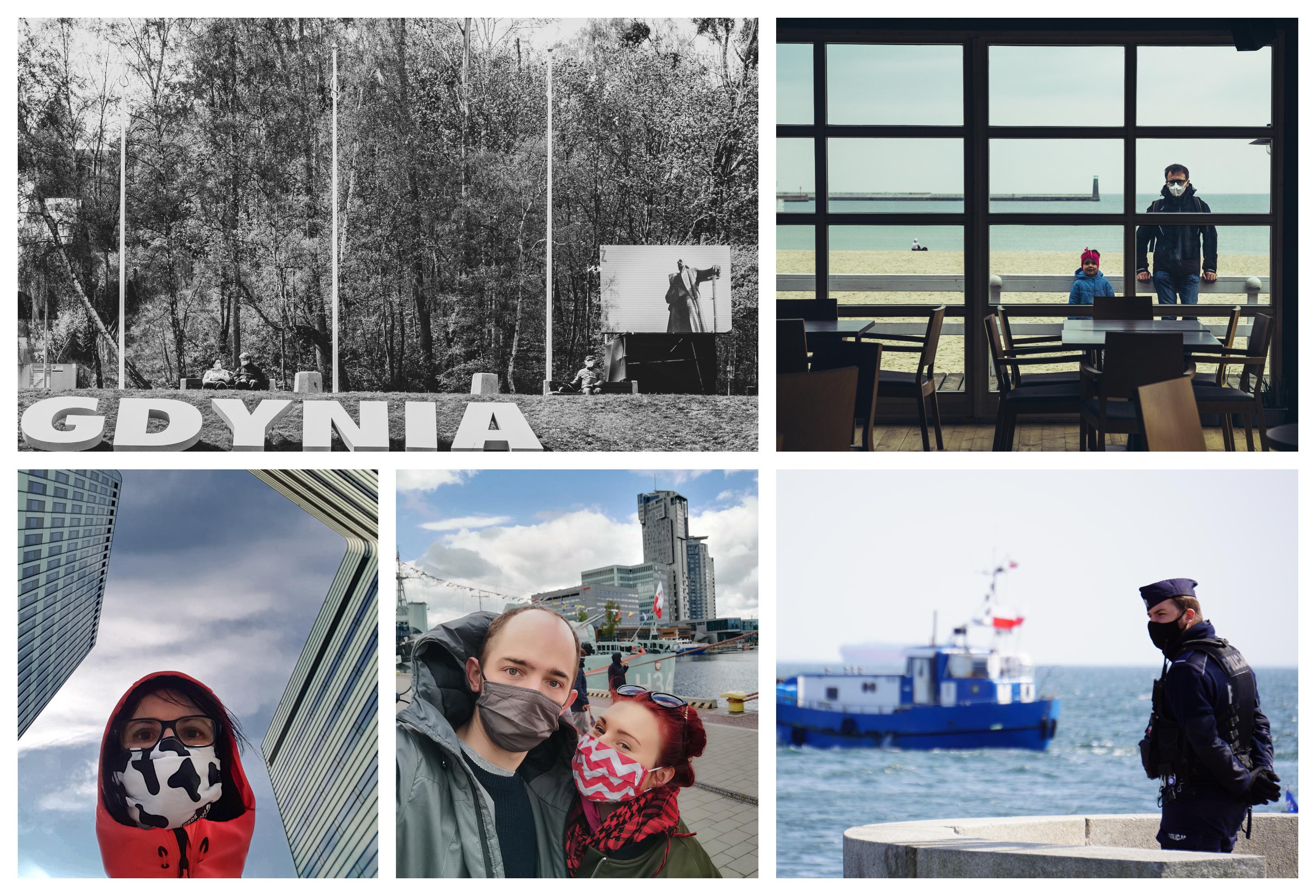 Bierzmy z nich przykład, laureaci konkursu fotograficznego na gdynia.pl