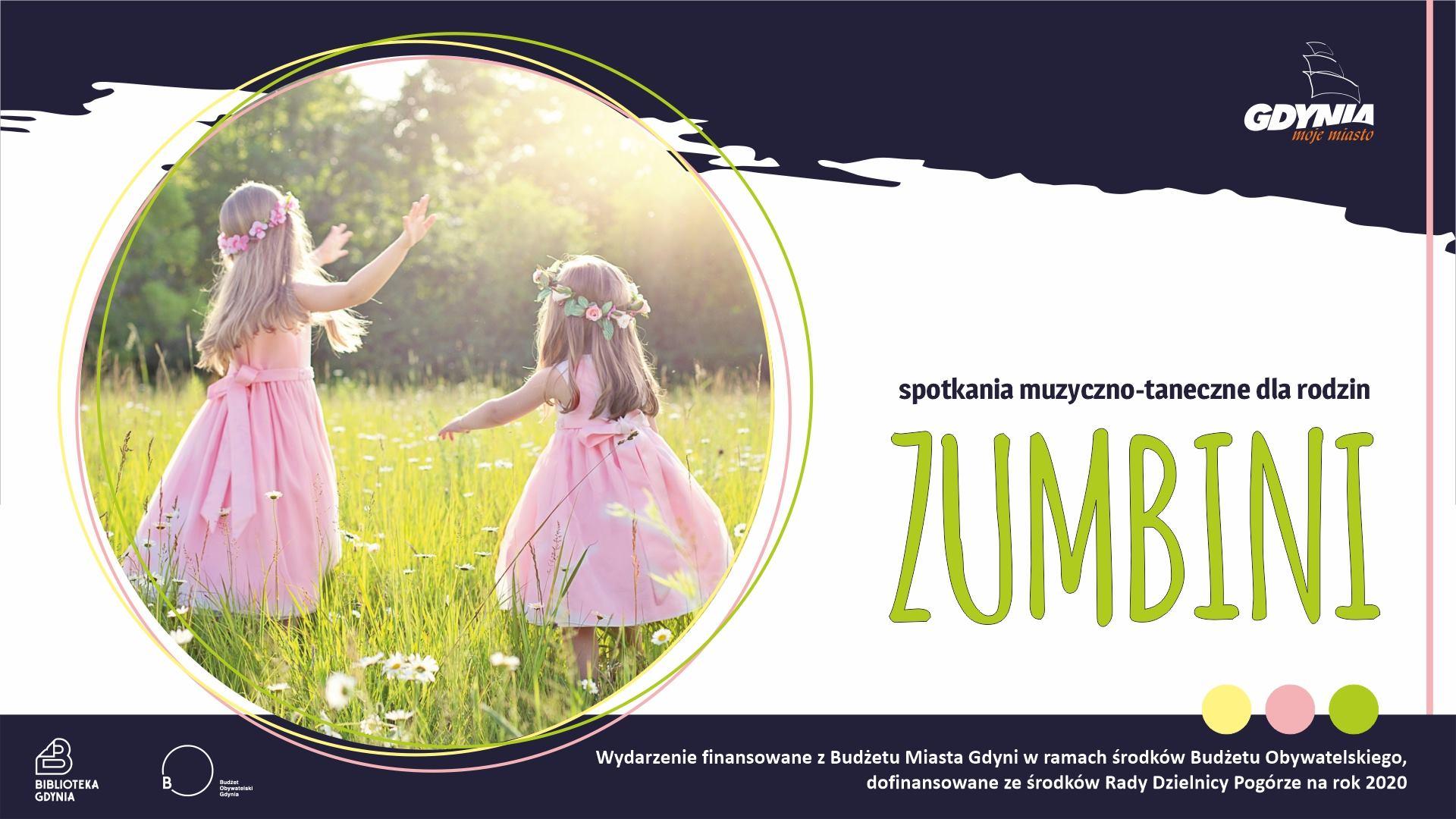 Zumbini – spotkania muzyczno-taneczne dla rodzin