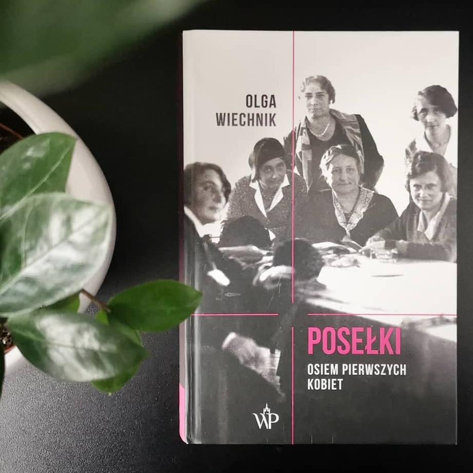 """""""Posełki"""" Olga Wiechnik, fot. archiwum Biblioteki Gdynia"""