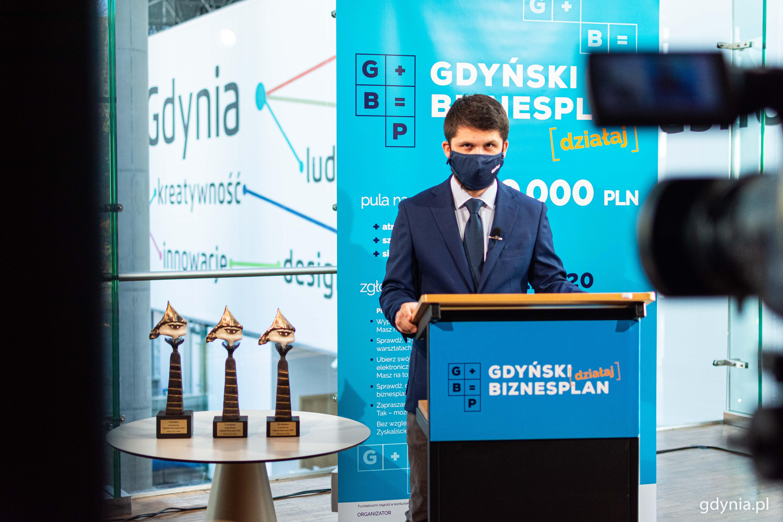 Laureaci konkursu Gdyński Biznesplan 2020
