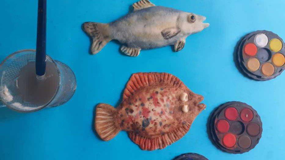 Kształty Pomorza - warsztaty plastyczne, źródło: Nadbałtyckie Centrum Kultury
