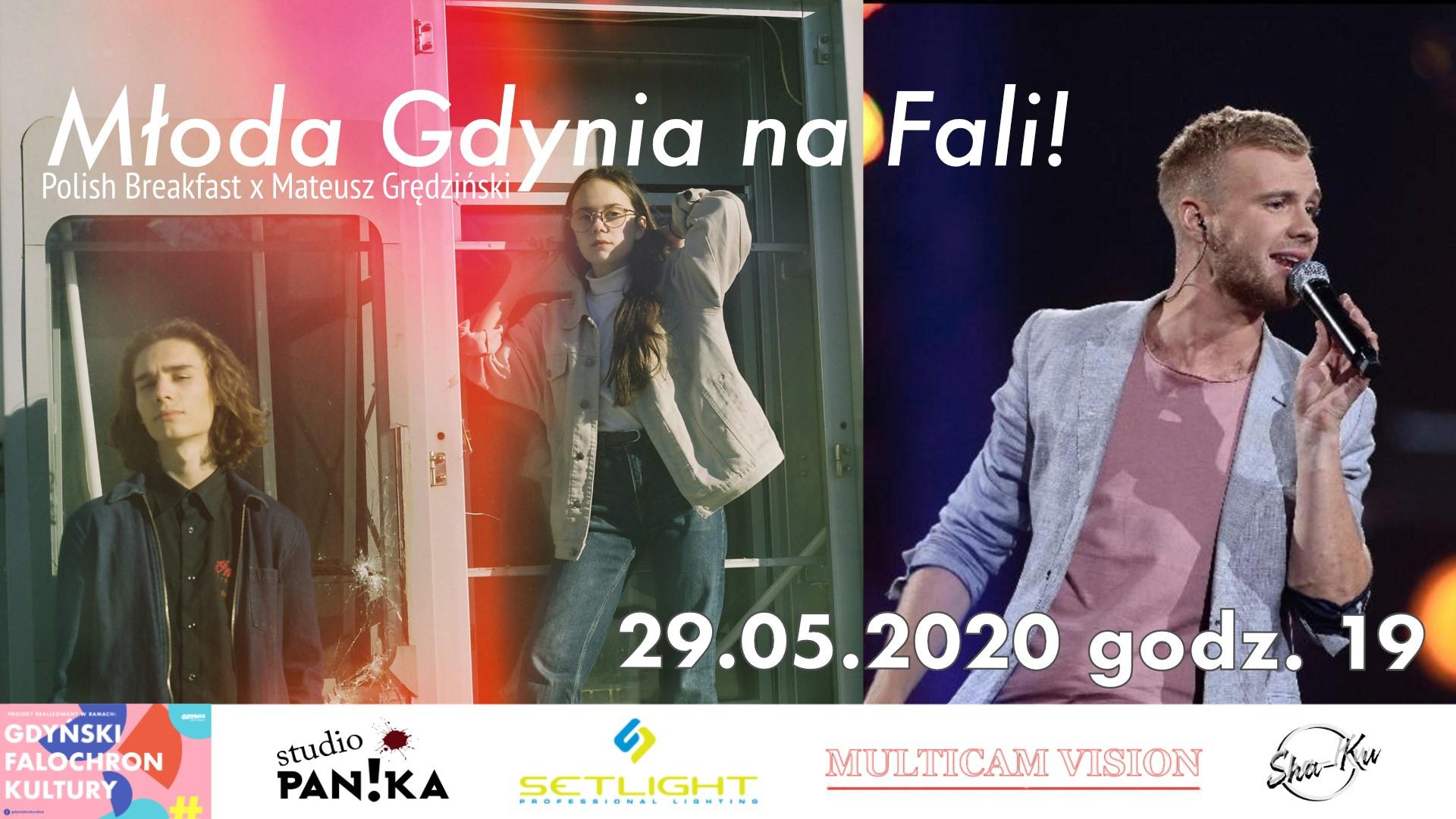 Młoda Gdynia na Fali!