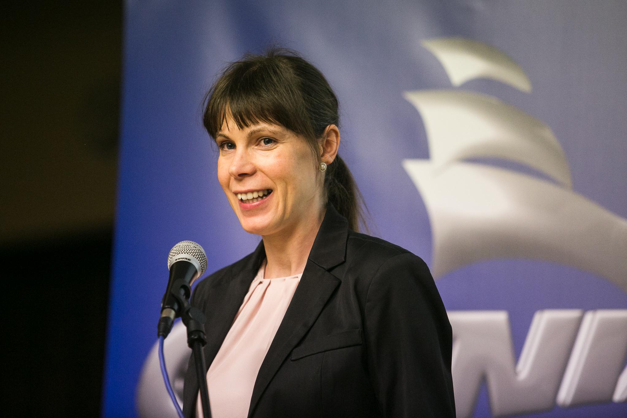 Agnieszka Kowalska, pomorski konserwator zabytków