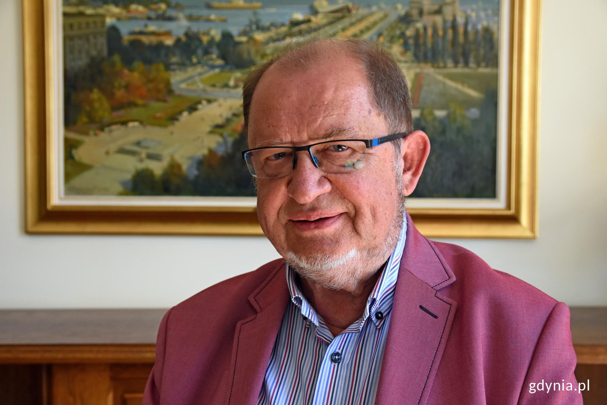 Jerzy Zając // fot. Jan Ziarnicki
