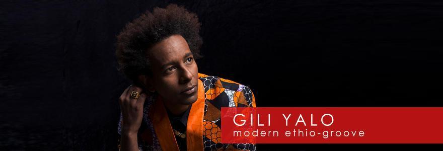Gili Yalo // fot. globaltica.pl