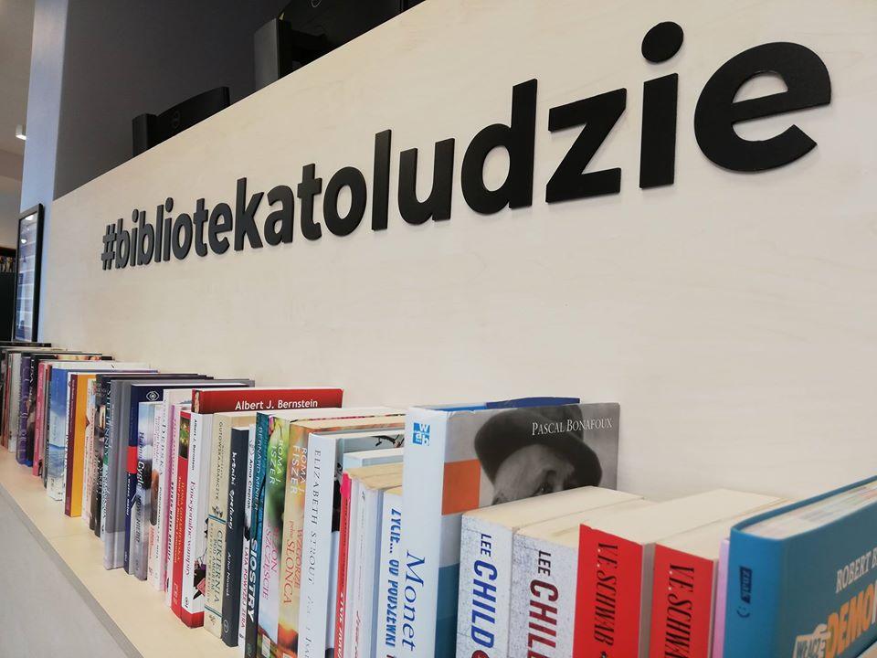 Biblioteka to ludzie! Mat. BG