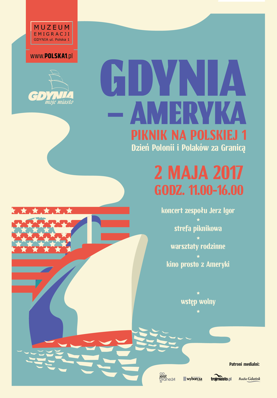 Gdynia-Ameryka, Piknik na Polskiej 1, Muzeum Emigracji