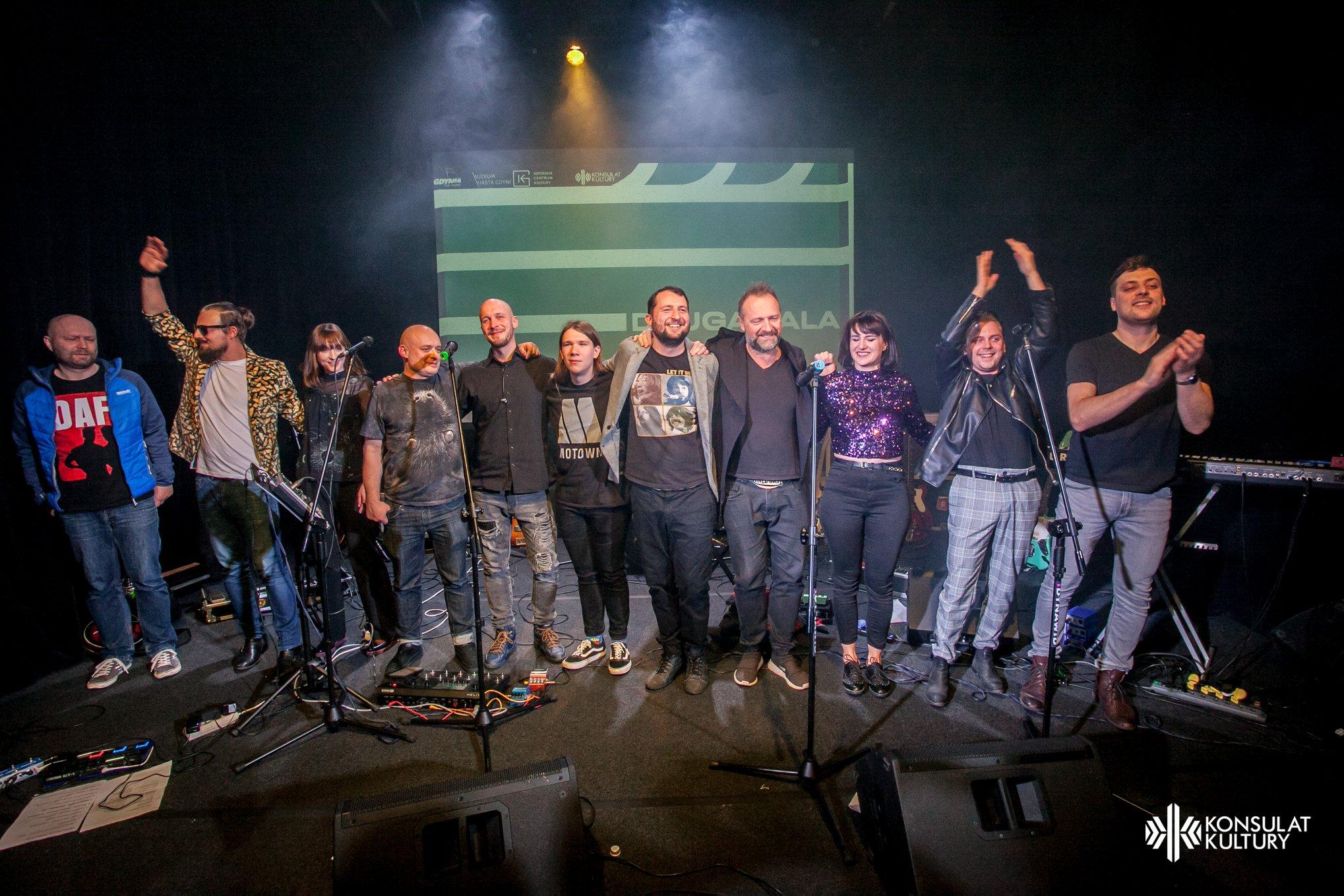 Kolektyw Druga Fala, fot. Adam Małecki, źródło: www.facebook.com/drugafala